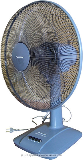 Panasonic Table Fan : Top item panasonic table fan f ca authorized