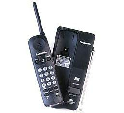 Panasonic Codeless Phone 2100 - Kapruka Product elec00B12