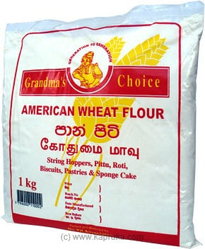 Wheat Flour Pkt - 1kg Online at Kapruka | Product# grocery00107