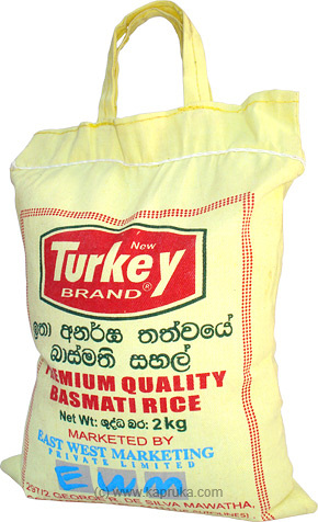 2 Kg Basmathi Rice Online at Kapruka | Product# grocery0014