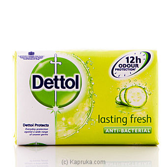 Dettol Fresh Soap Online at Kapruka | Product# grocery0079