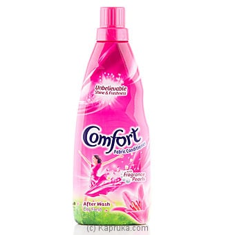 Comfort Fabric Conditione Floral Bottle (pink) - 860ml Online at Kapruka   Product# grocery0258