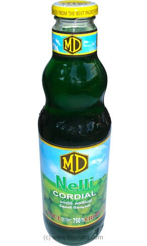 MD Nelli Cordial Bottle - 750ml Online at Kapruka | Product# grocery0281
