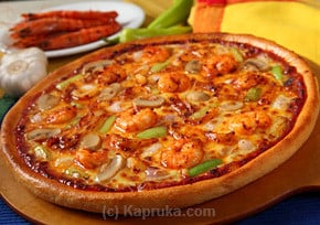 Vendor: Pizzahut - Sri Lanka