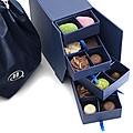 Hilton Chocolate Blue Box - 24pcs at Kapruka Online for specialGifts