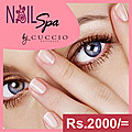 Nailspa Gift Voucher - Rs 2000 at Kapruka Online for specialGifts