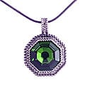 Green Stone Pendant With Chain at Kapruka Online for specialGifts