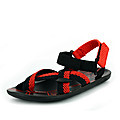 U Softo Kids Sandal - Red And Black at Kapruka Online for specialGifts