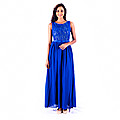 Evening Dress - Blue at Kapruka Online for specialGifts