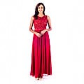 Evening Dress - Red at Kapruka Online for specialGifts