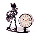 Vintage Iron Musician Table Clock (Guitarist ) at Kapruka Online for specialGifts