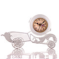 Clasical Cart Table Clock Ornament at Kapruka Online for specialGifts