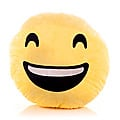 Emoji Cushion - Smiling Face With Open Mouth And Smiling Eyes at Kapruka Online for specialGifts