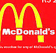 McDonalds Rs 2000 Voucher at Kapruka Online