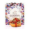 Godiva 6 Assorted Chocolate Hearts (65g) at Kapruka Online