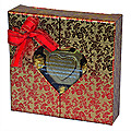 Rose Patterned Box Of Delights at Kapruka Online