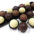 Chocolate Golf Balls (GMC) at Kapruka Online for specialGifts