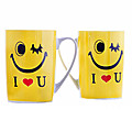 Smiley Mini Coffee Mug at Kapruka Online