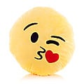 Emoji Cushion - Face Throwing A Kiss at Kapruka Online for specialGifts