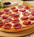 Beef Pepperoni Pan Pizza - Regular Size at Kapruka Online