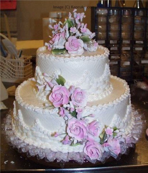 wedding cake structures in sri lanka kapruka wedding cakes in sri lanka 25778